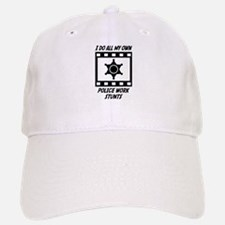 Police Work Stunts Cap