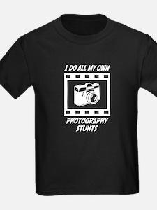 Photography Stunts T