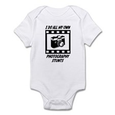 Photography Stunts Infant Bodysuit