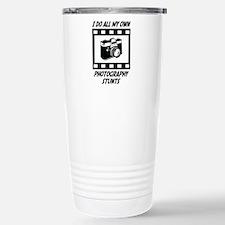 Photography Stunts Travel Mug