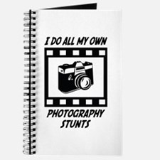 Photography Stunts Journal
