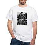 PV-1 VENTURA BOMBER White T-Shirt