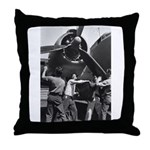 PV-1 VENTURA BOMBER Throw Pillow