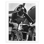PV-1 VENTURA BOMBER Small Poster