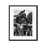 PV-1 VENTURA BOMBER Framed Panel Print