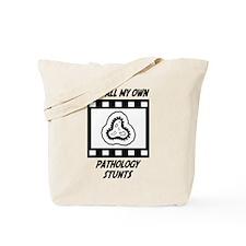 Pathology Stunts Tote Bag