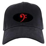 Bass clef Black Hat