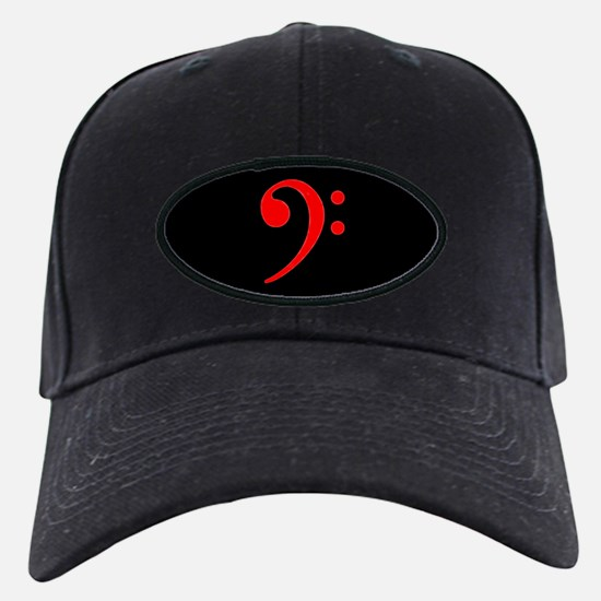 The Low End Blackout Red Clef Cap