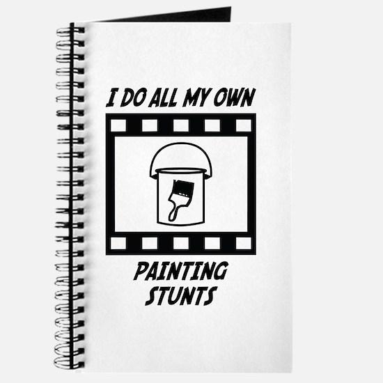 Painting Stunts Journal