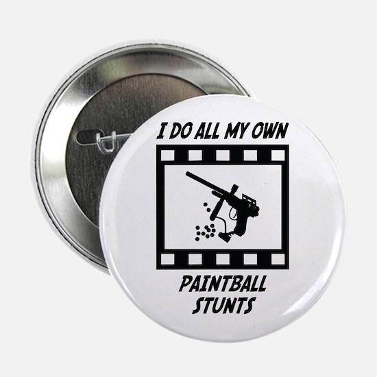 """Paintball Stunts 2.25"""" Button"""