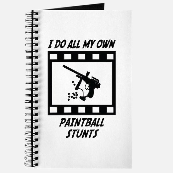 Paintball Stunts Journal