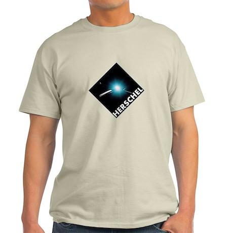 Hershel Space Telescope Light T-Shirt