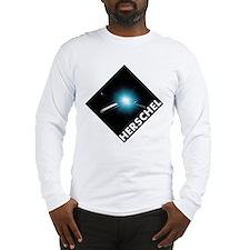 Hershel Space Telescope Long Sleeve T-Shirt