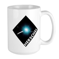 Hershel Space Telescope Mug