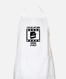 Organ Stunts BBQ Apron