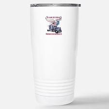 In God We Trust Travel Mug