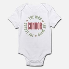 Connor Man Myth Legend Infant Bodysuit