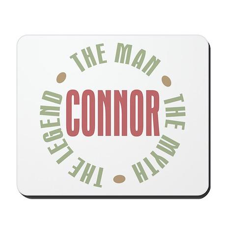 Connor Man Myth Legend Mousepad
