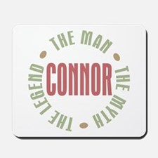 Connor Man Myth Legend Mousepad