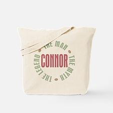 Connor Man Myth Legend Tote Bag