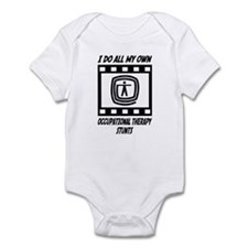 Occupational Therapy Stunts Infant Bodysuit