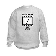 Oboe Stunts Sweatshirt