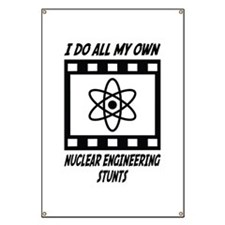 Nuclear Engineering Stunts Banner