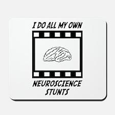 Neuroscience Stunts Mousepad