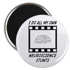 Neuroscience Stunts Magnet