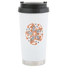 Halloween Star Travel Mug