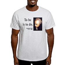 Immanuel Kant 1 T-Shirt