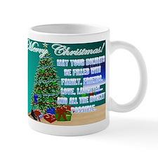 Christmas Hockey Cards & Gifts 2 Mug