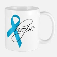 Prostate Cancer Ribbon Hope Mug