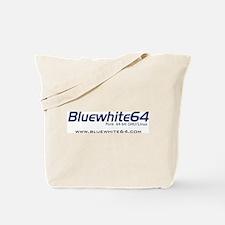 Bluewhite64 Tote Bag