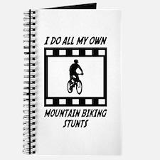 Mountain Biking Stunts Journal