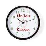 Anitas Wall Clock