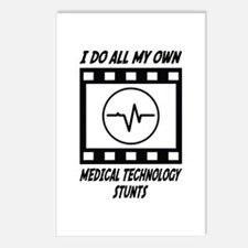 Medical Technology Stunts Postcards (Package of 8)