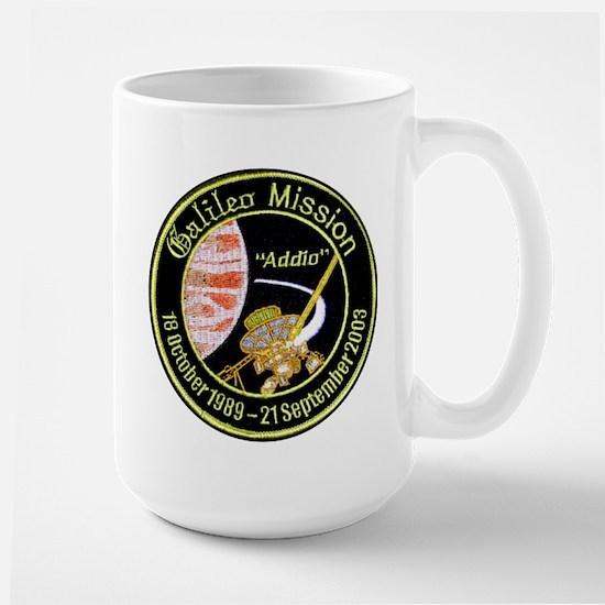 Galileo: Jupiter Large Mug