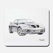 Trans-AM Mousepad