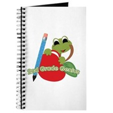 2nd Grade Genius Frog Journal