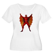 Devil Bat Man T-Shirt
