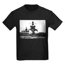 BATTLESHIP USS PENNSYLVANIA T