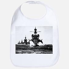 BATTLESHIP USS PENNSYLVANIA Bib