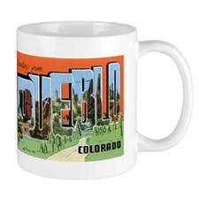 Pueblo Colorado CO Mug