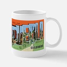 Pueblo Colorado CO Mug