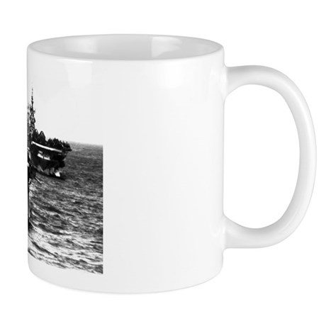WWII AIRCRAFT CARRIERS Mug
