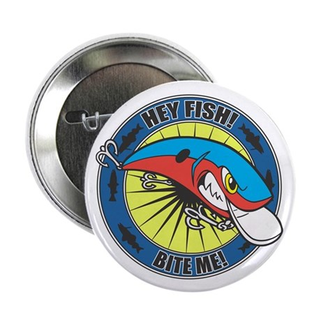 """BITE ME! Lure 2.25"""" Button (10 pack)"""