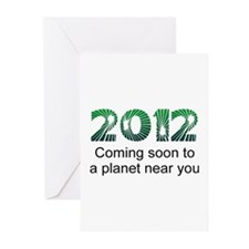 2012 Coming Soon Greeting Cards (Pk of 10)