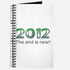 2012 End Is Near Journal