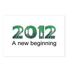 2012 Beginning Postcards (Package of 8)